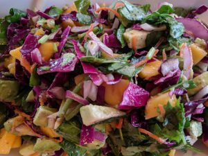 Delicious Avocado Mango Salad Recipe