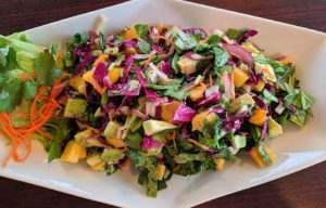 Delicious Avocado Mango Salad Recipe in 10 Minutes