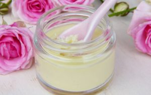 homemade hand lotion