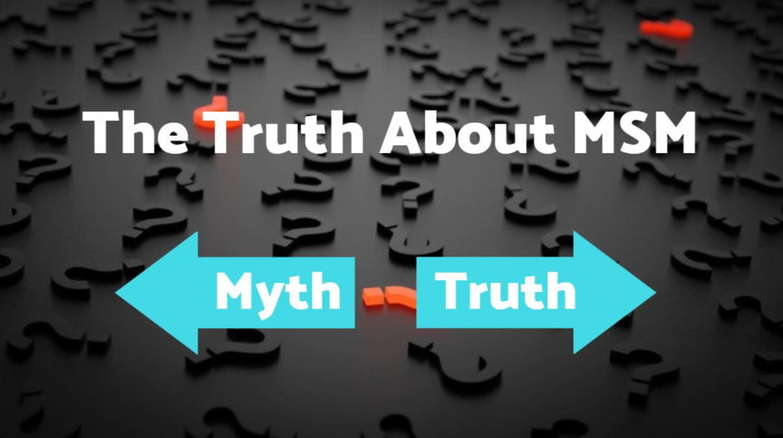 The Shocking Truth About MSM : myth or truth