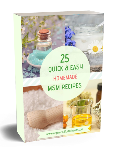 25 Quick & Easy Homemade MSM Recipes