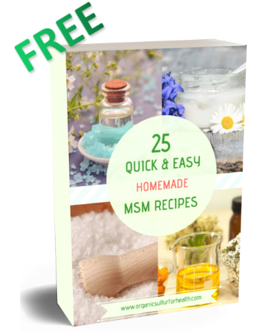 25 Quick and Easy Homemade MSM Recipes